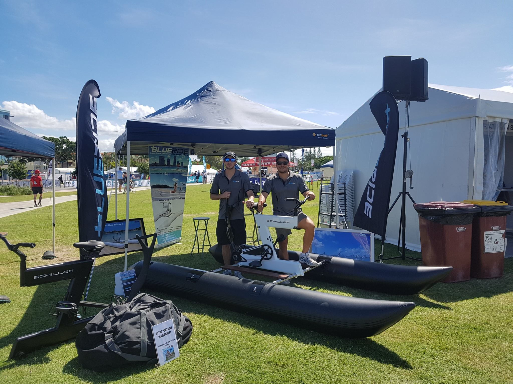 Gold Coast Triathlon exhibition